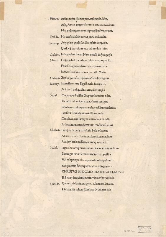 Albrecht Dürer – Zajatie Krista