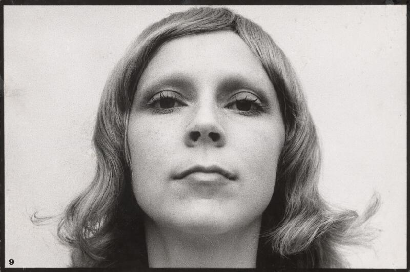 Milota Havránková – Autoportrét, 1972, Slovenská národná galéria