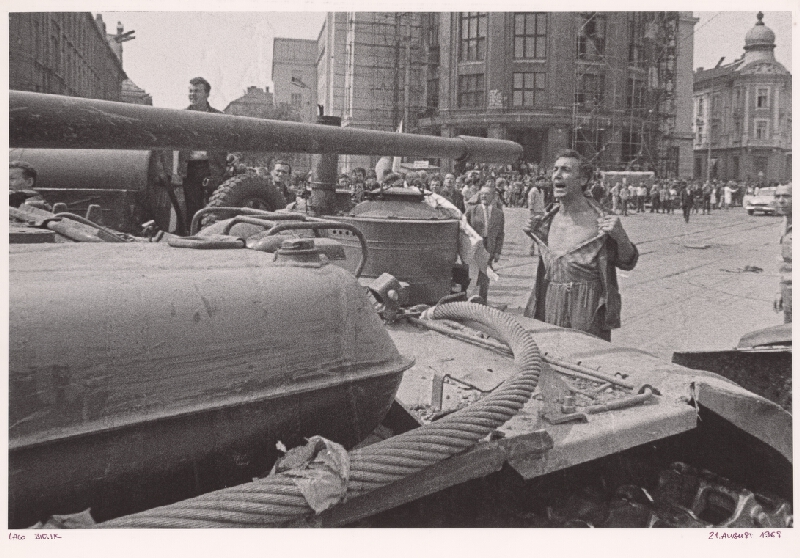 Ladislav Bielik - August 1968