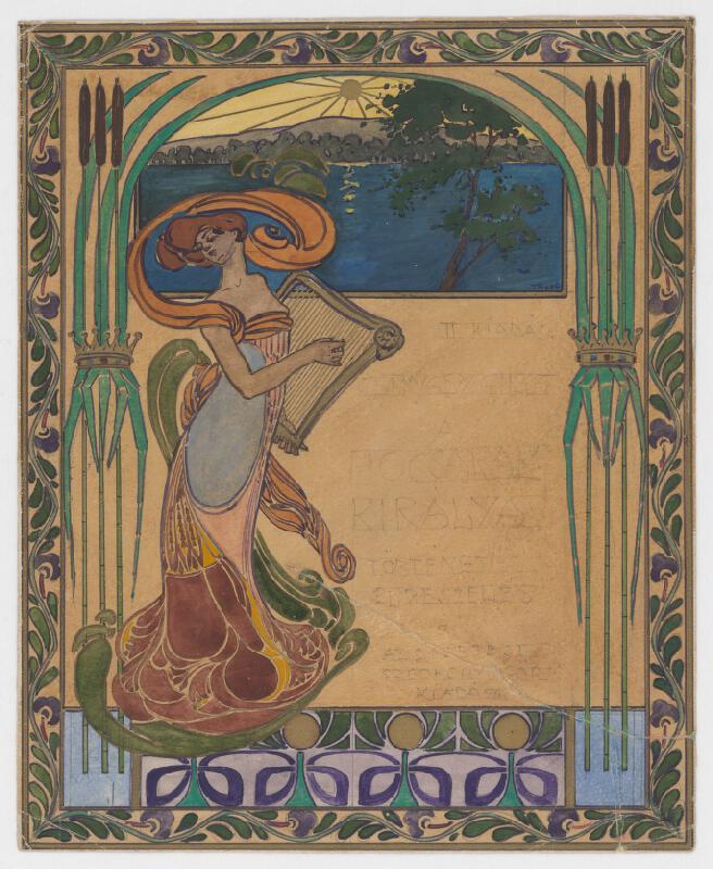 Július Török - Návrh na knižnú obálku