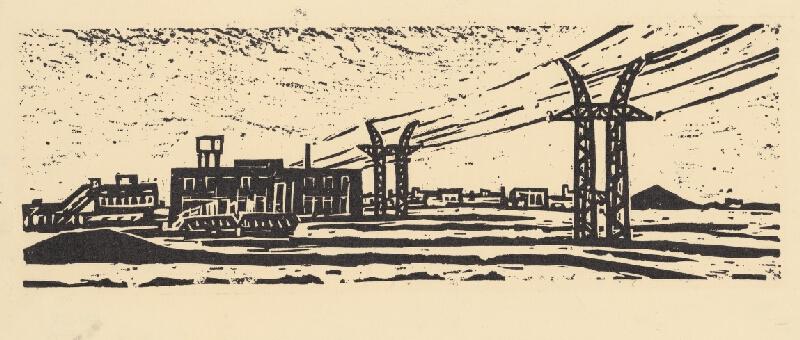 Alojz Klimo - Elektráreň