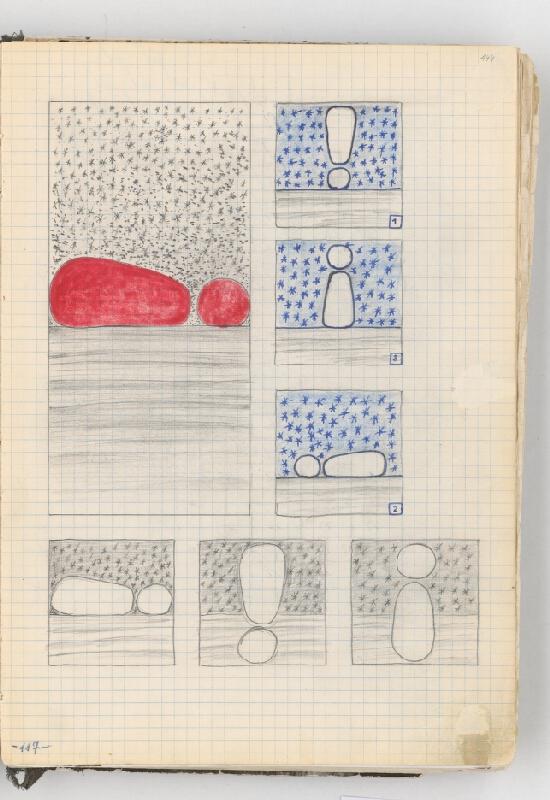 Rudolf Sikora - Kresby (z cyklu Výkričník)