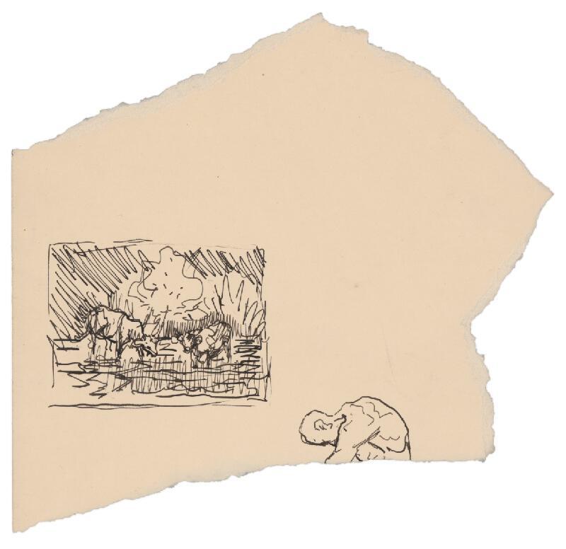 Arnold Peter Weisz-Kubínčan - Kravy pri vode a ženská tvár