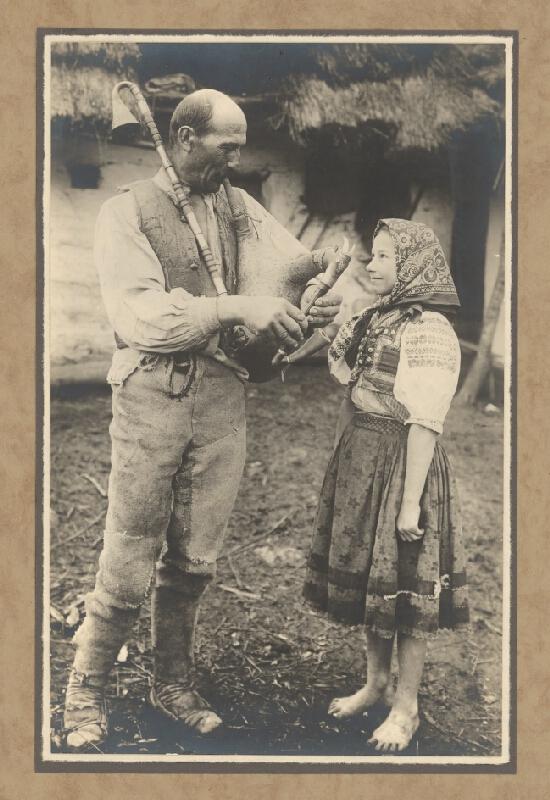 Karel Plicka - Gajdoš z Novohradských vrchů