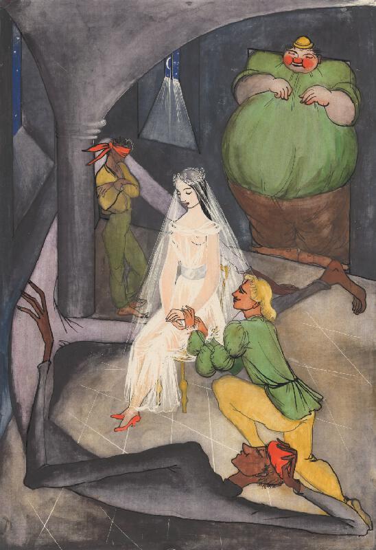 Mária Želibská - Dlhý, široký a bystrozraký