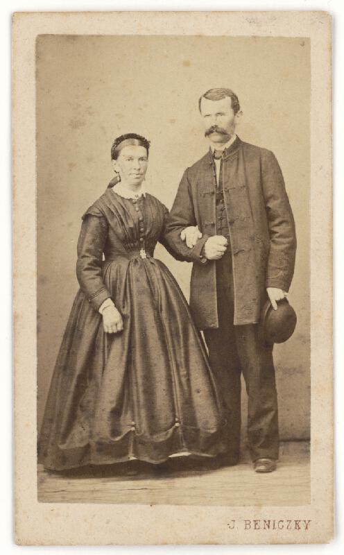 Jozef Benický – Manželský pár