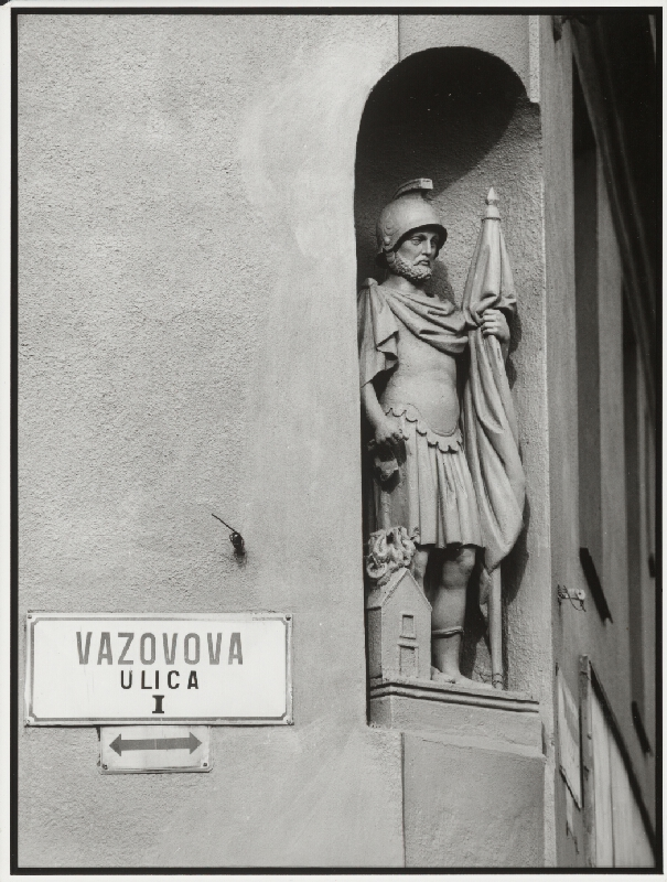 Ivan Lužák - Vazovova ulica