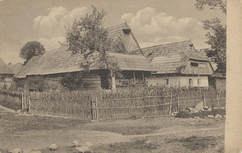 Pavol Socháň - Slovenské chalupy