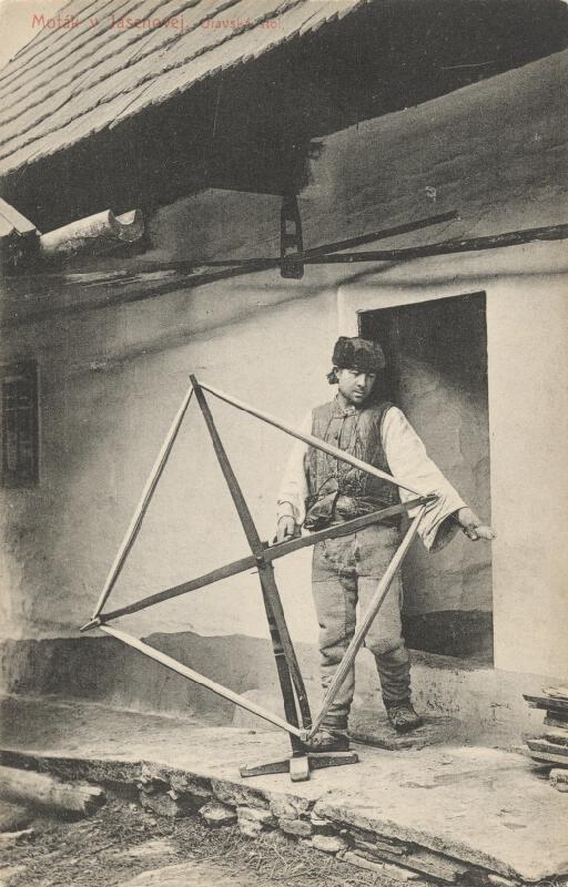 Pavol Socháň - Moták v Jasenovej