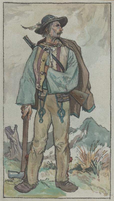 Jaroslav Vodrážka - Uhorčík