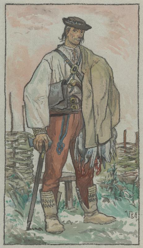 Jaroslav Vodrážka - Mucha