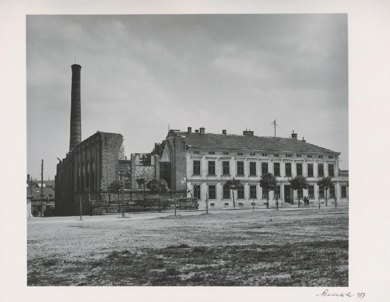Viliam Malík - Stará plynáreň