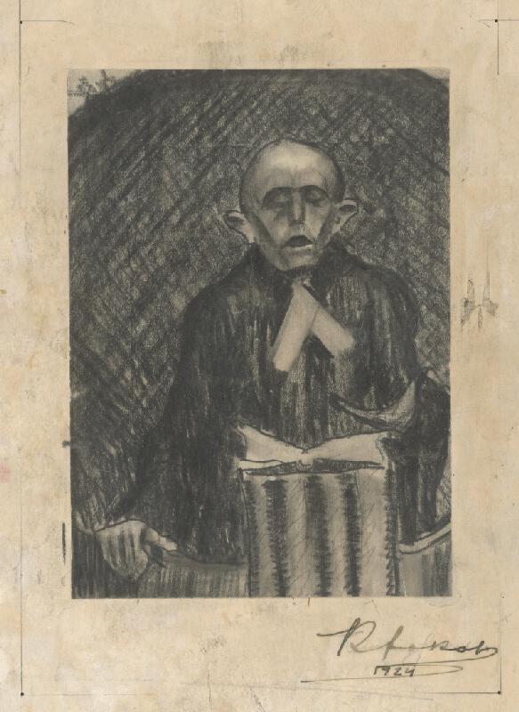 Koloman Sokol - Čítanie z biblie