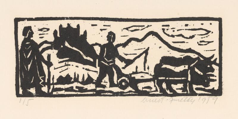 Ernest Zmeták - Keď chodil kráľ Matej po krajine