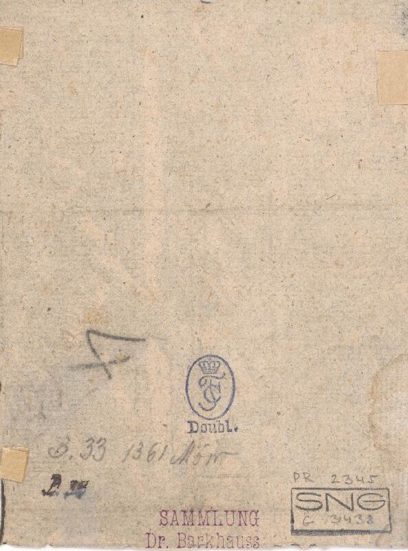 Johann Mommard - A.Dürer:Bičovanie-kópia