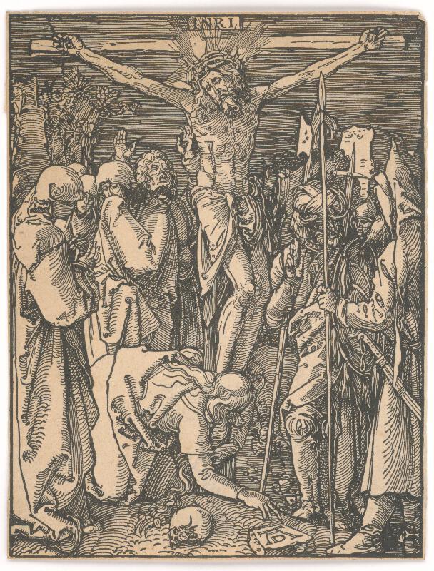 Albrecht Dürer - Ukrižovanie