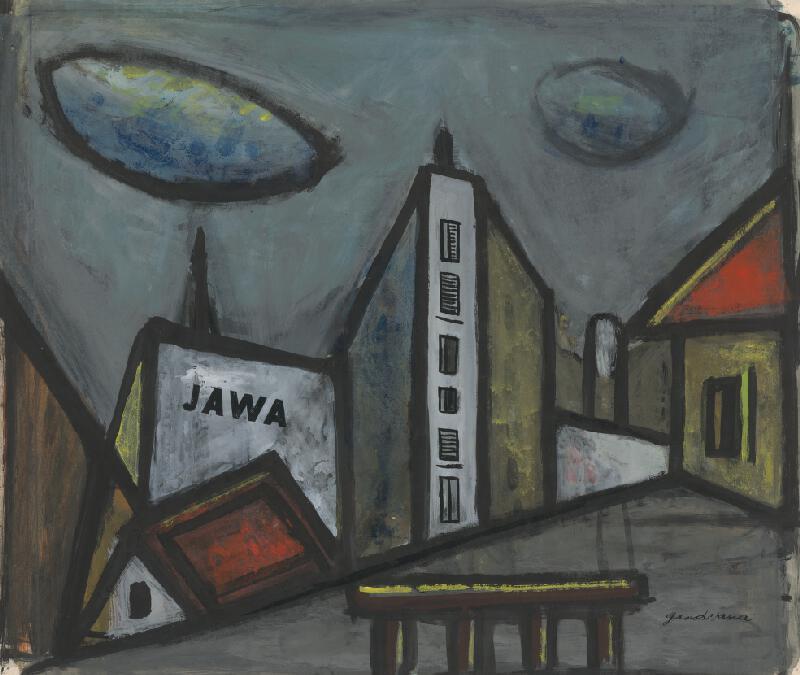 Ladislav Guderna - Predmestie