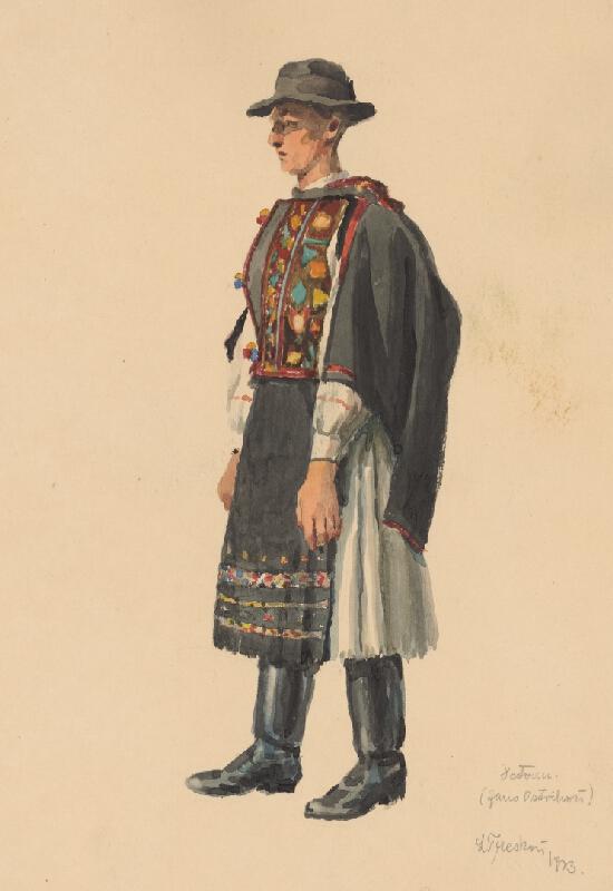Ladislav Treskoň - Detvan - Jano Ostrihaň
