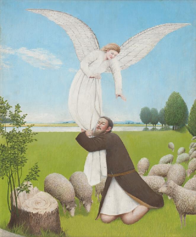 Ľudovít Kochoľ – Jakubov zápas s anjelom