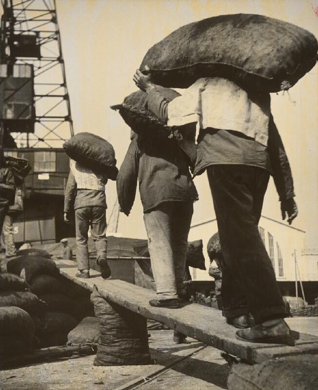 François Kollar - Prístavní robotníci