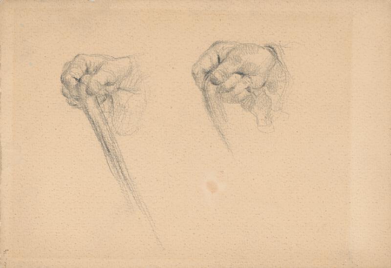 Gustáv Mallý – Ruka s palicou