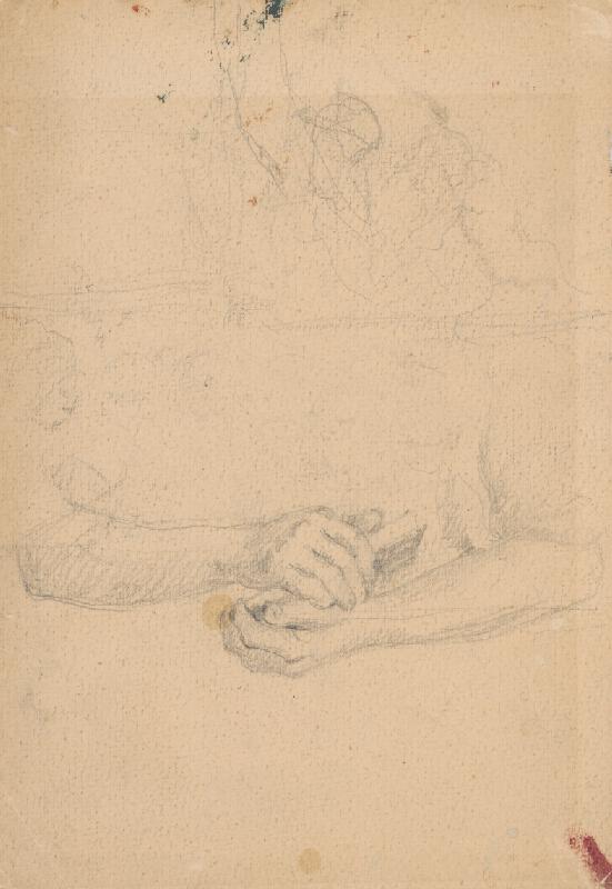 Gustáv Mallý – Dievčenské ruky s modlitebnou knižkou