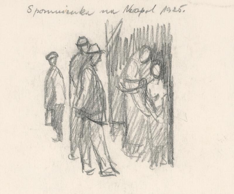 Karol Ondreička - Spomienka na Neapol