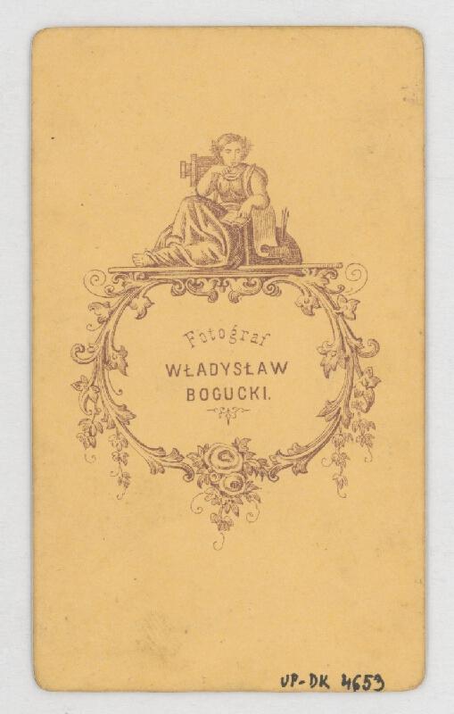 Wladyslaw Bogucki - Portrét muža