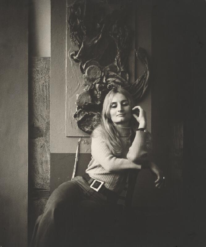 Magdaléna Robinsonová - Mira Haberernová. Portrét