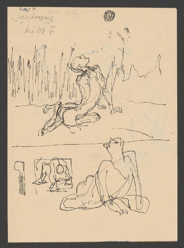 Ernest Špitz – Žalujúci