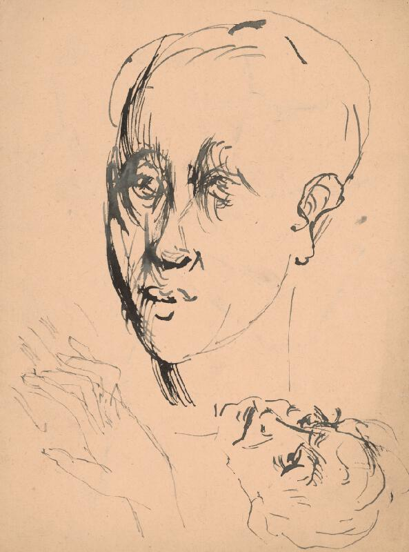 Ernest Špitz - Dve hlavy