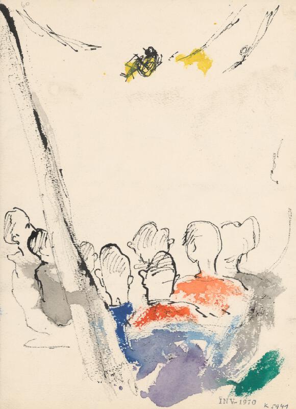 Ernest Špitz - Dve hlavy muža