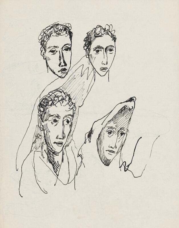 Ernest Špitz - Štyri hlavy