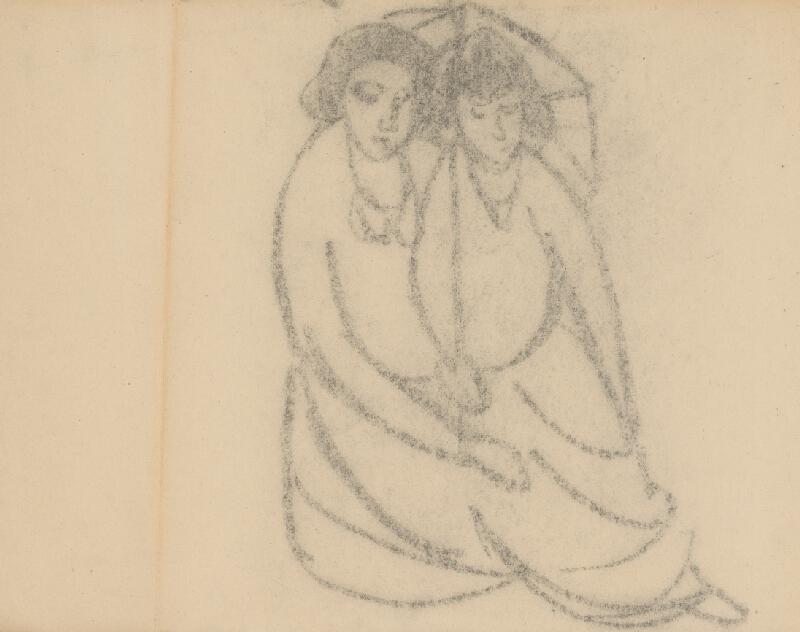 Eugen Nevan - Dievčatá so slnečníkom