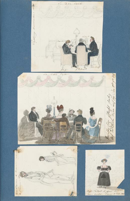 Henriette Odescalchi - Knieža Metternich na návšteve rodiny Zichy Ferraris v Prešporku. Scény zo života rodiny
