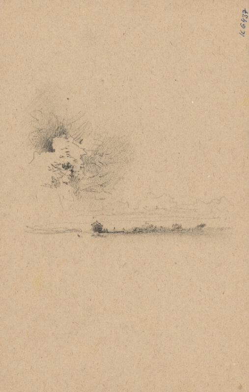 Jan Novopacký - V člne
