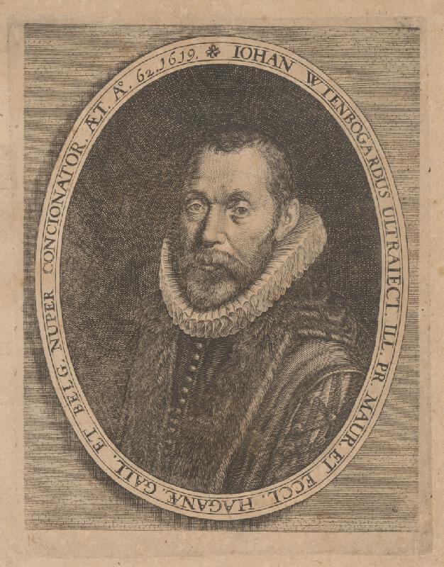 Nizozemský autor zo 17. storočia - Johann Wtenbogardus