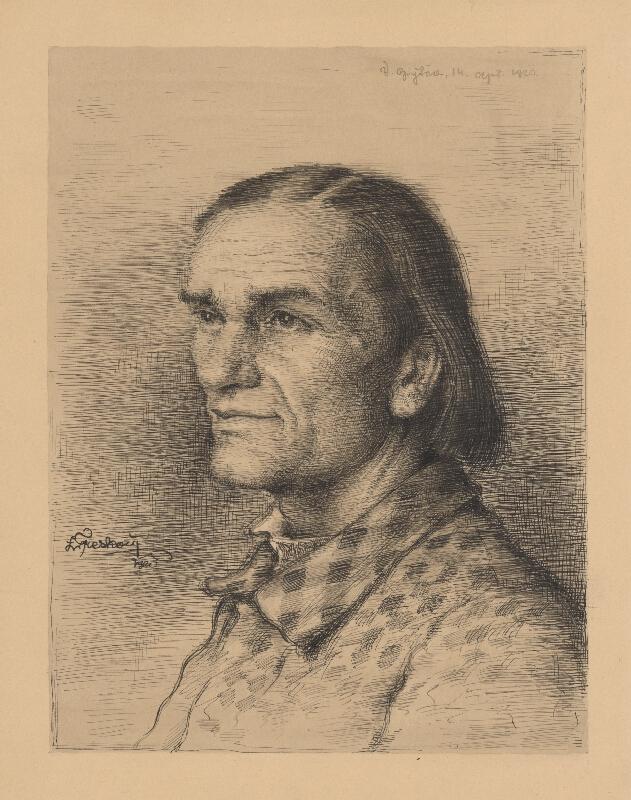 Ladislav Treskoň - Hlava gazdu