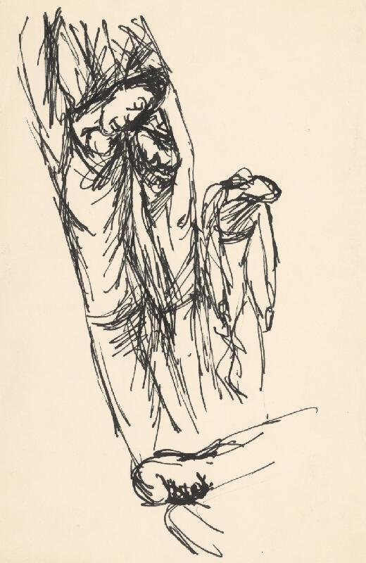 Eugen Nevan - Figurálne štúdie