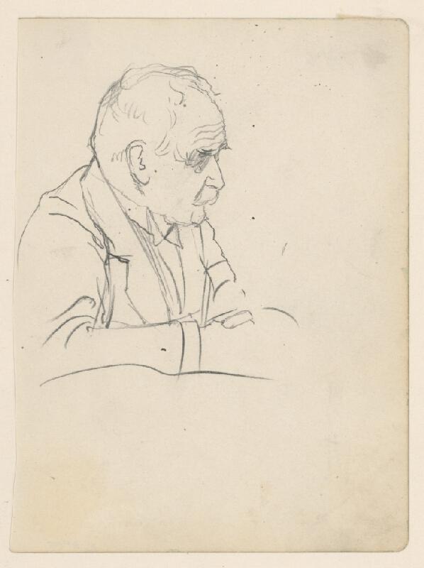 Ivan Žabota - Pri stole