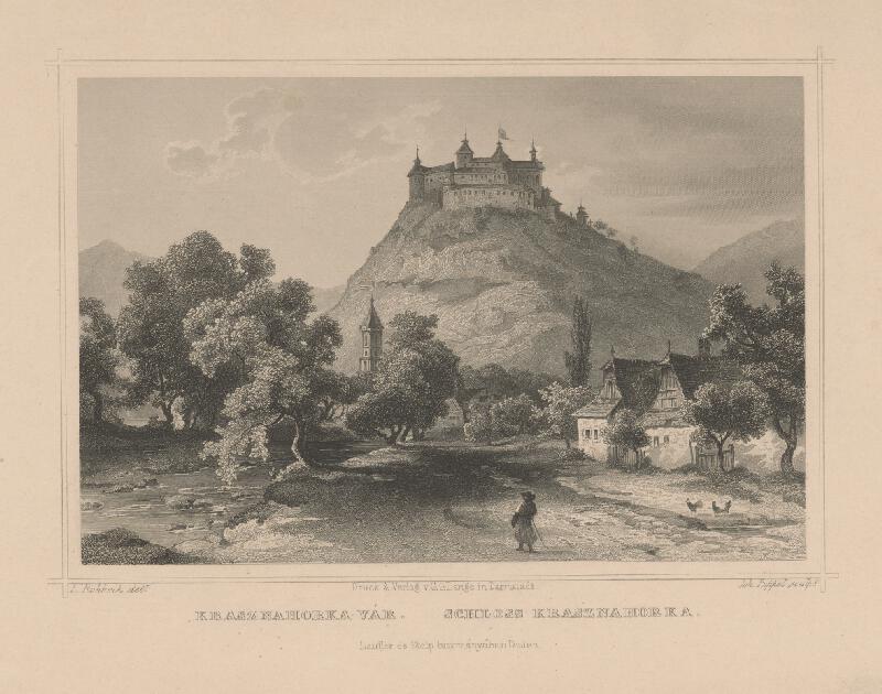 Ludwig Rohbock, Johann Gabriel Friedrich Poppel - Krásna Hôrka