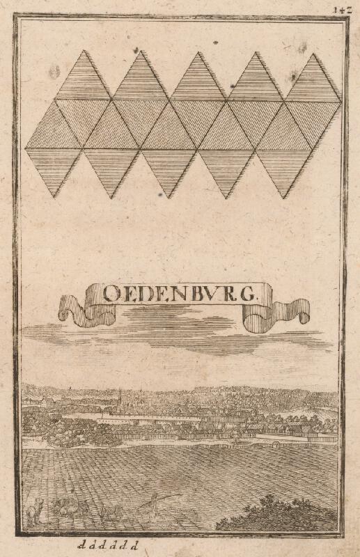 Gabriel Bodenehr st. - Oedenburg