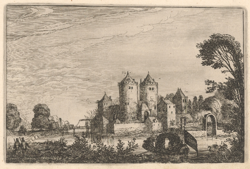 Jan van de Velde ml., Claes Jansz. Visscher - 10. list z albumu