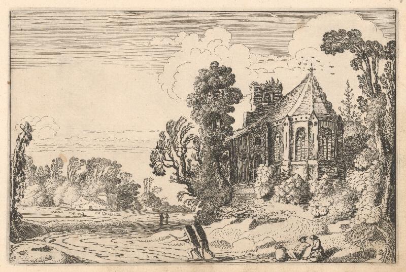 Jan van de Velde ml., Claes Jansz. Visscher - 14. list z albumu