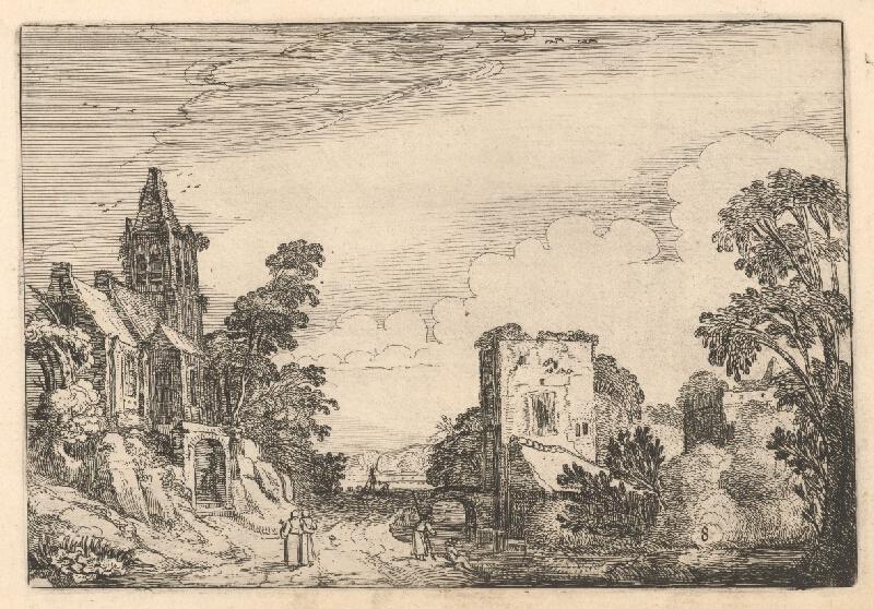 Jan van de Velde ml., Claes Jansz. Visscher - 18. list z albumu