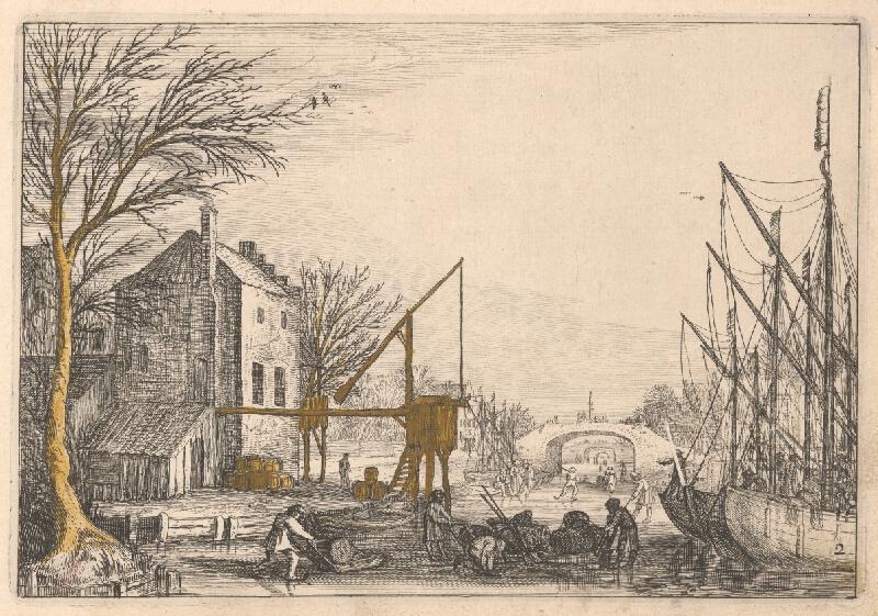Jan van de Velde ml., Claes Jansz. Visscher - 2. list z albumu