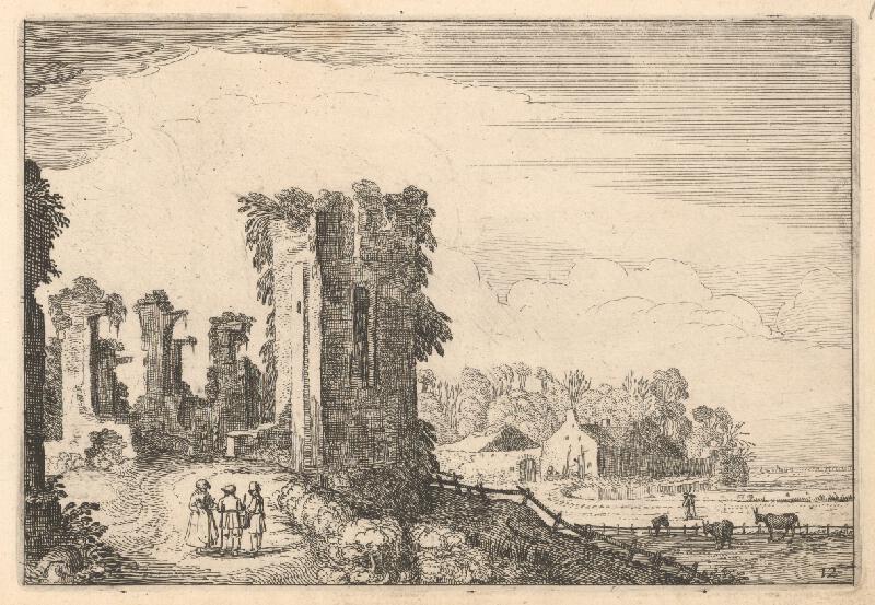 Jan van de Velde ml., Claes Jansz. Visscher - 22. list z albumu