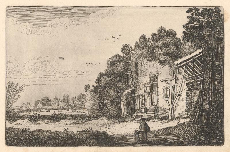 Jan van de Velde ml., Claes Jansz. Visscher - 27.list z albumu