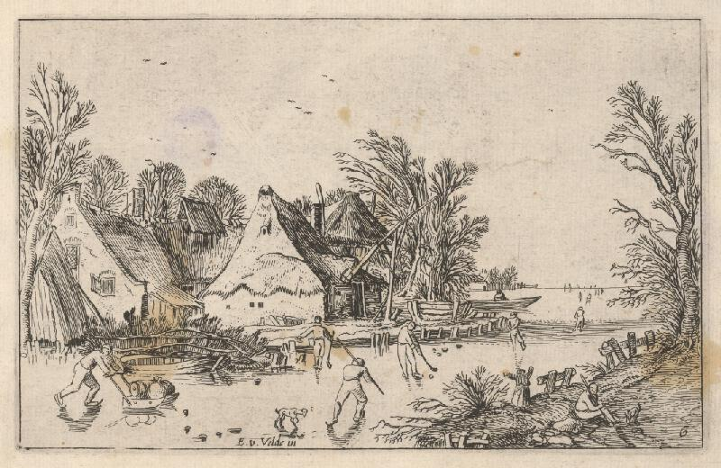 Jan van de Velde ml., Claes Jansz. Visscher - 29.list z albumu