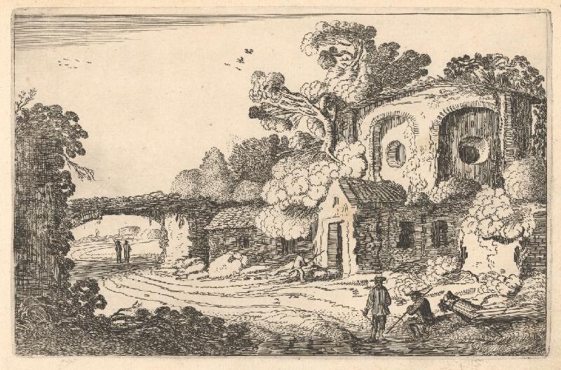 Jan van de Velde ml., Claes Jansz. Visscher - 36.list z albumu